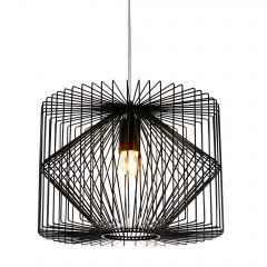 [lux.pro] VINTAGE STYLE HANGING LAMP - CEILING LAMP / CHANDELIERS - DESIGN (1XE27)
