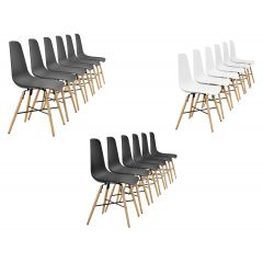 [en.casa] CHAIRS IN SET OF 6
