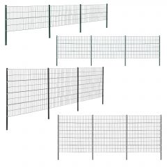 [pro.tec] GARDEN FENCING SET - IN DIFFERENT COLOURS AND SIZES AVAILABLE