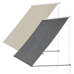 [pro.tec] Wall Mounted Sunshade