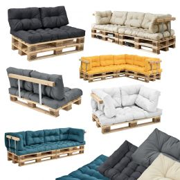 [en.casa] EURO PALLET FURNITURE - SOFA