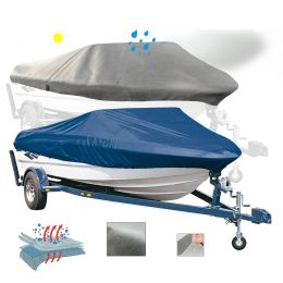 [pro.tec] BOAT YACHT VEHICLE COVER - PROTECTION FROM HEAT, COLD, ICING, MOISTURE